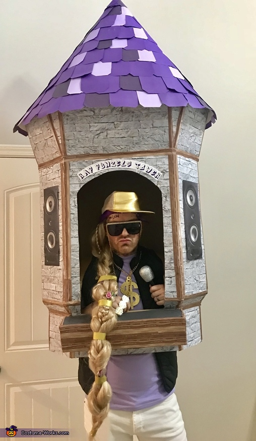 Rap-punzel Costume