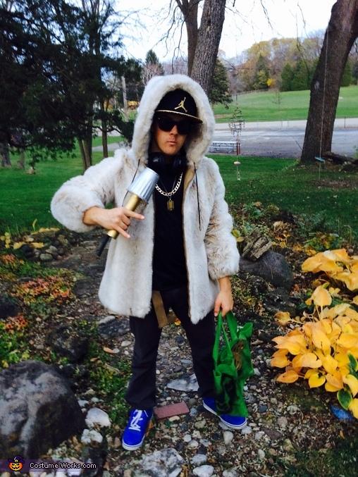 Rap Super Star Costume