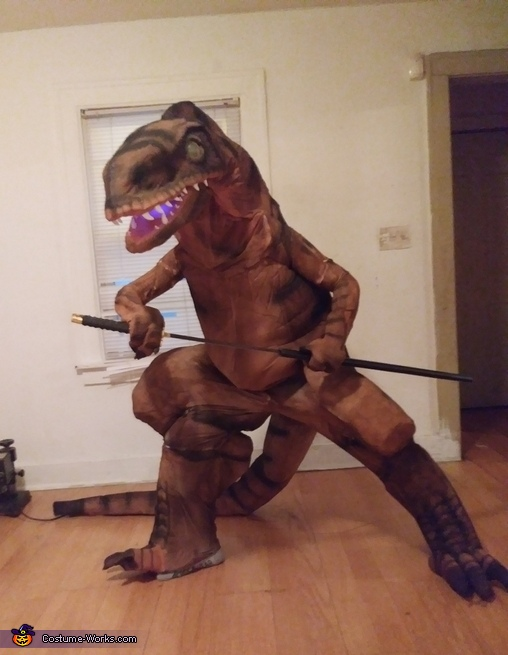 Raptor Suit Costume