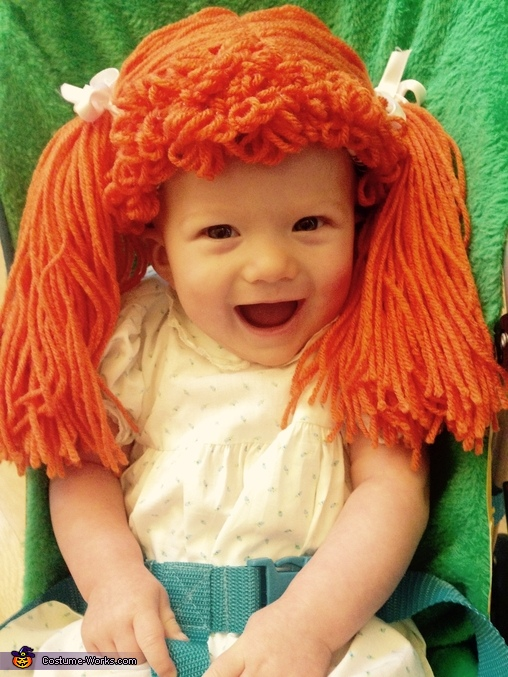 Craziest (and Cutest) Kid in the Patch, Real Life Cabbage Patch Doll Costume
