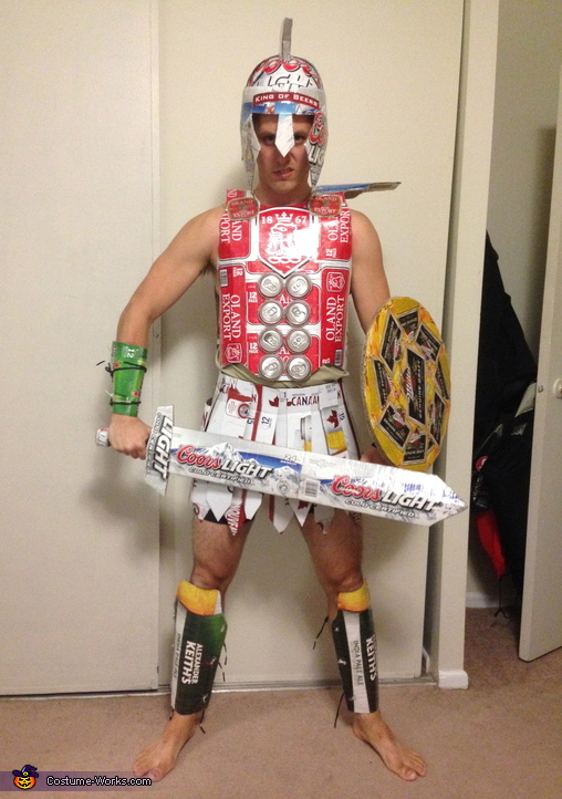 Recyclus Maximus Costume
