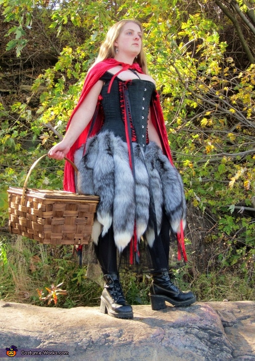 Red Riding-hood's Revenge Costume
