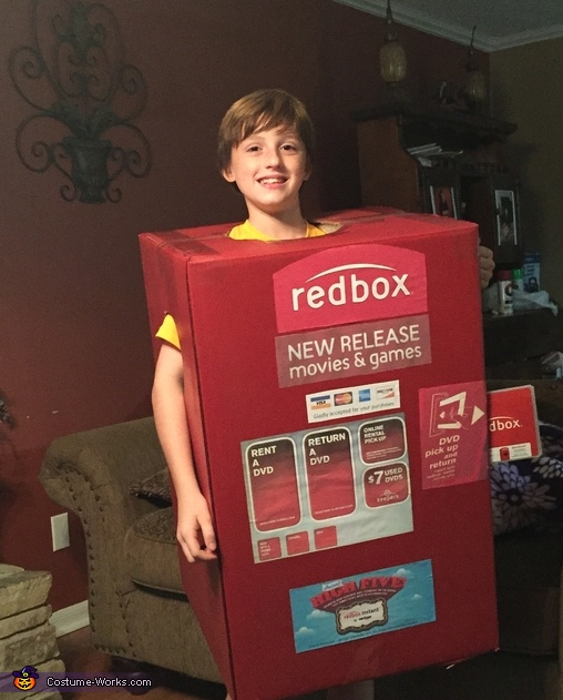 Redbox Costume