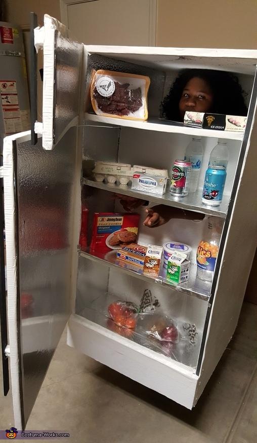 Refrigerator Costume
