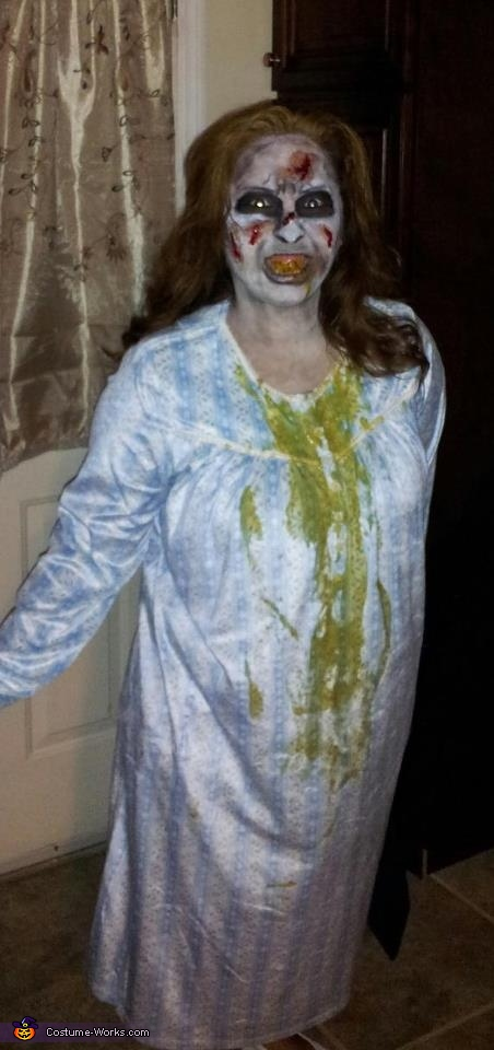 Regan from Exorcist Costume