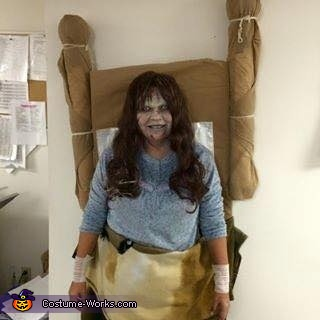 Regan from The Exorcist Costume