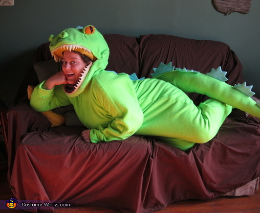 Reptar - Homemade costumes for women