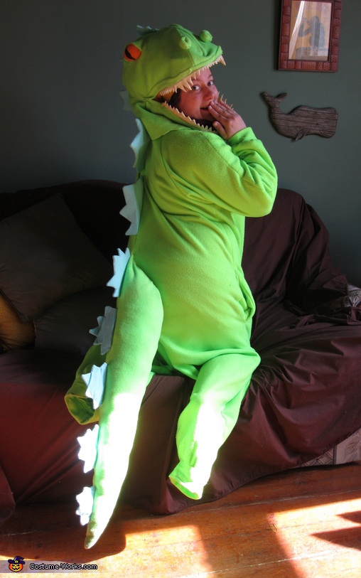 Oh my!, Reptar Costume