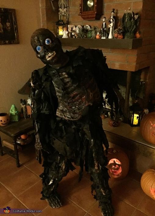Return of the Living Dead Tarman Costume