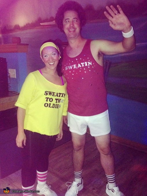 Richard Simmons Adult Costume