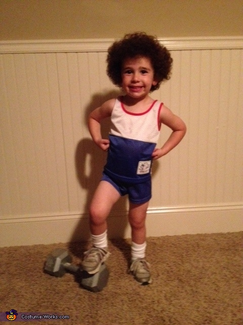 Richard Simmons Sweatin' to the Oldies Costume