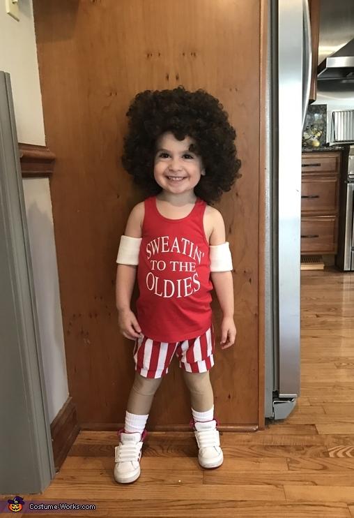 Richard Simons Baby Girls Costume