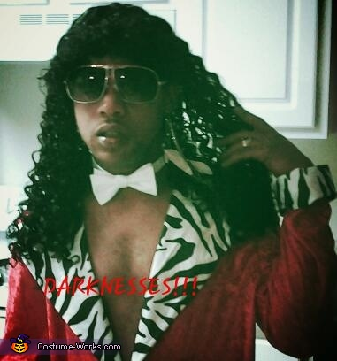 Rick James & Tina Marie Homemade Costume