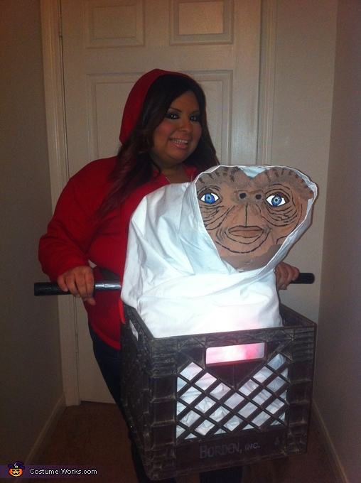 Ride with ET Costume