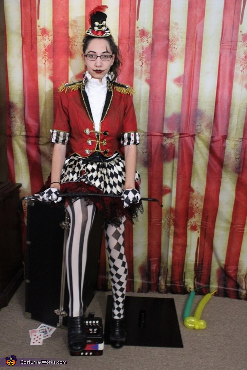 Why so serious?, Ringleader Costume