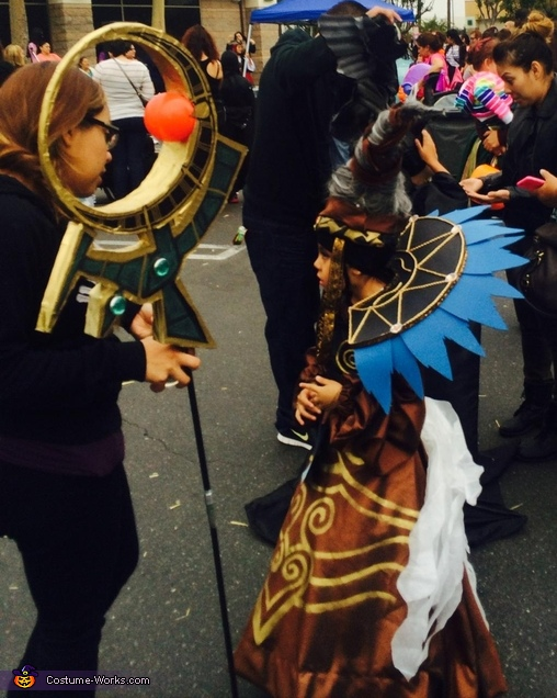 Power Rangers Rita Repulsa Costume