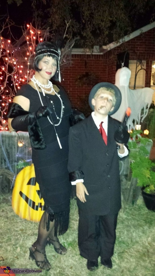Roaring 20's Style Costume