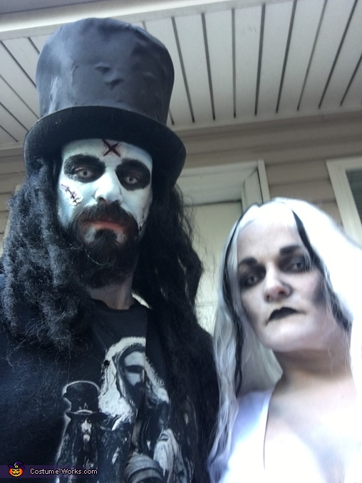 Rob Zombie and the Living Dead Girl Costume