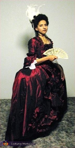 Robe a la Francaise Costume