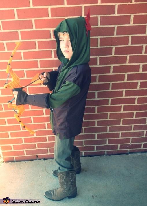 Robin Hood, Robin Hood Costume