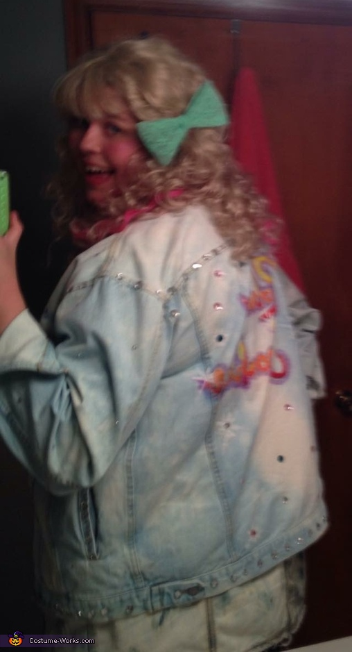 Robin Sparkles Homemade Costume