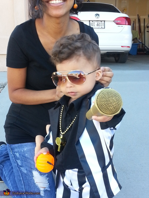 Robin Thicke Baby Costume