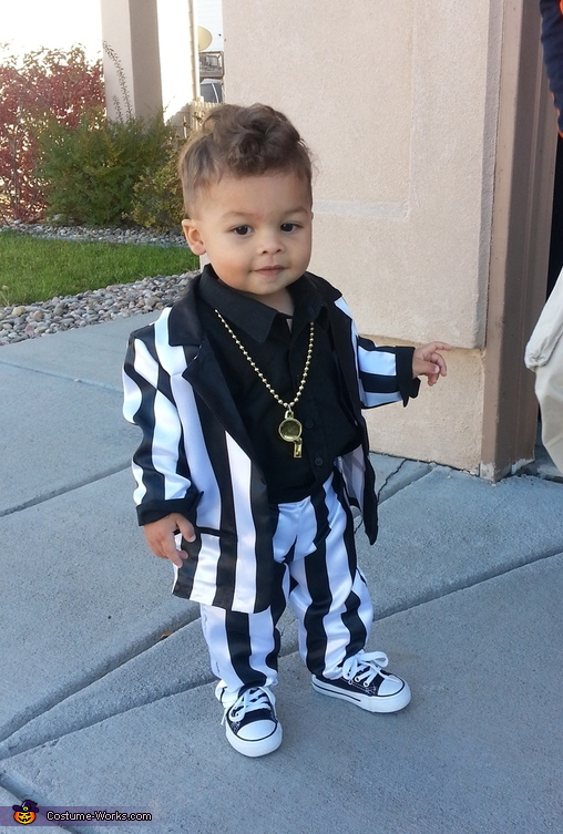 Robin Thicke Baby Costume  sc 1 st  Costume Works & Robin Thicke - Baby Halloween Costume Idea - Photo 4/4