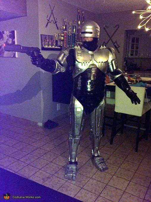 Robocop Costume