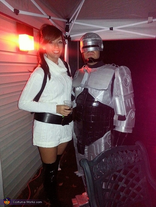 Party time, Robocop Costume