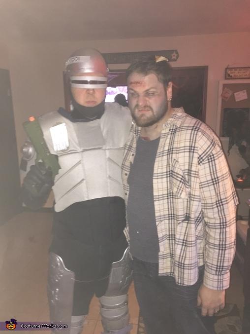Robocop Homemade Costume