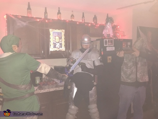 Robocop Homemade Costume