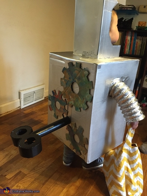 Robot Homemade Costume