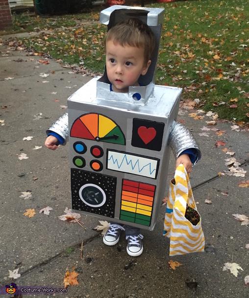 Best Robot Diy Costume