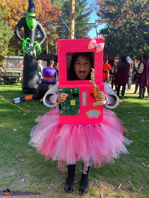 Robot Girl Costume