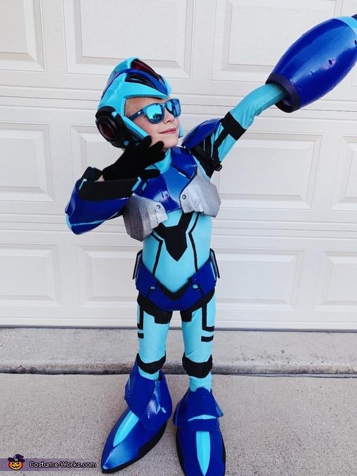 Robot Mega Man X Costume