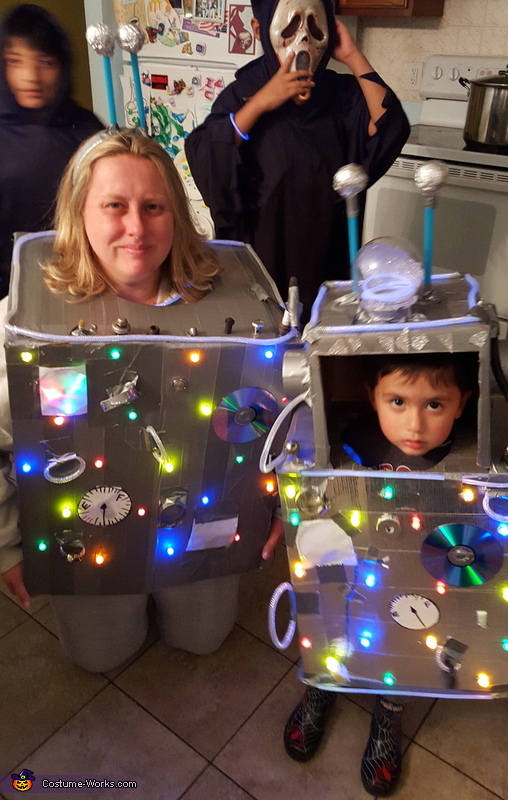 robots, Robots Costume