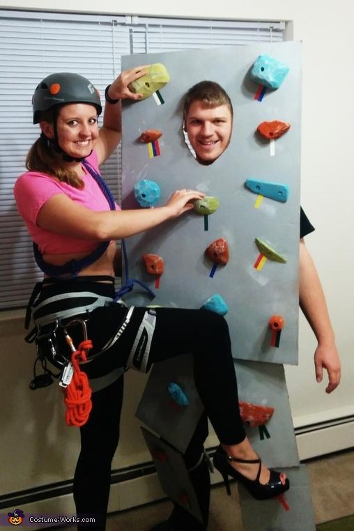 Rock Climbing Costume