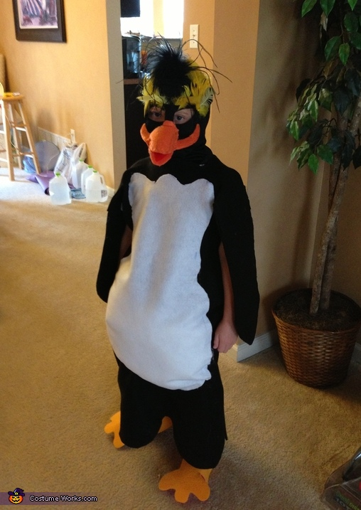 Rock Hopper Penguin Costume