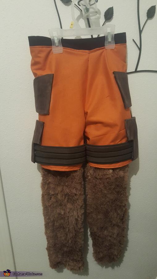 We have pants!, Rocket Raccoon Costume