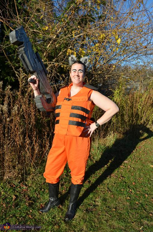 Rocket Raccoon, Guardians of the Galaxy - Rocket Raccoon & Groot Costume