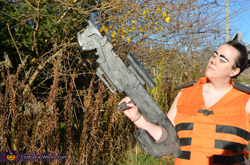 Gun Side, Guardians of the Galaxy - Rocket Raccoon & Groot Costume