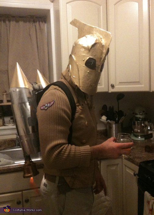 Rocketeer Costume