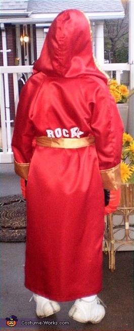 Rocky Costume