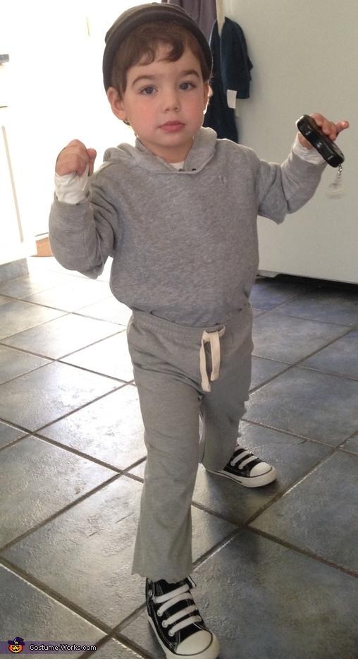 Rocky Balboa, Rocky Balboa Costume