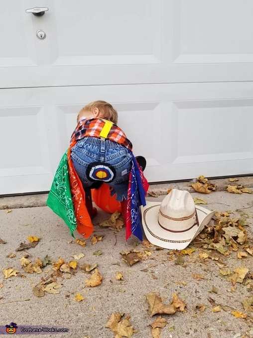 rodeo clown butts makes the girls nuts, Rodeo Clown Costume