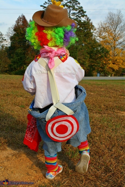 Diy Rodeo Clown Costume Photo 2 3