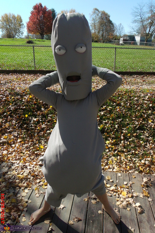 Roger from American Dad Costume