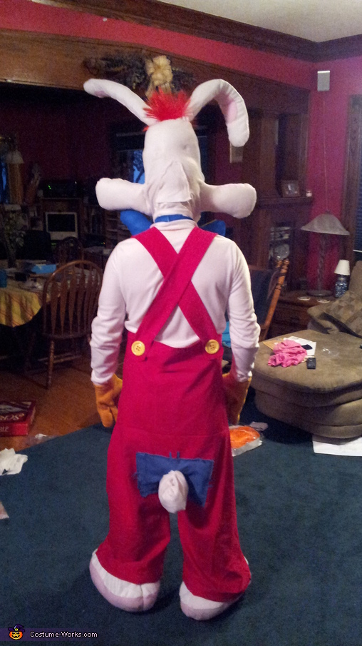 From the Back!, Roger Rabbit Costume