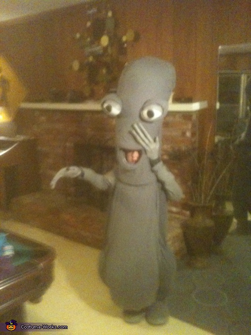 American Dad! Roger the Alien Costume