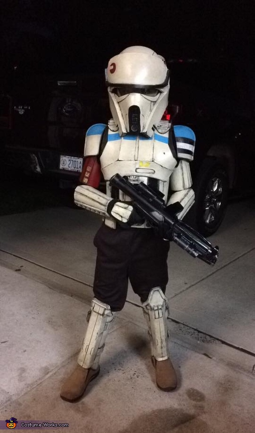 Rogue One Shoretrooper Costume
